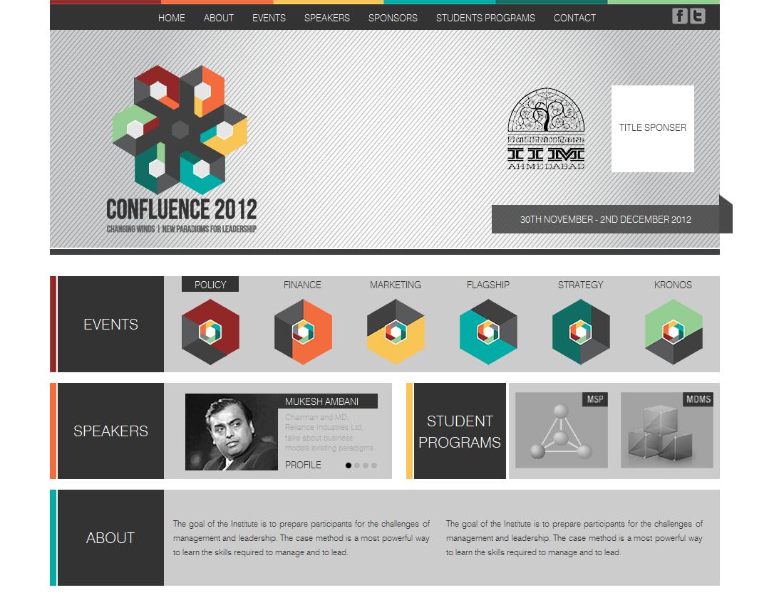 IIMA Home Page